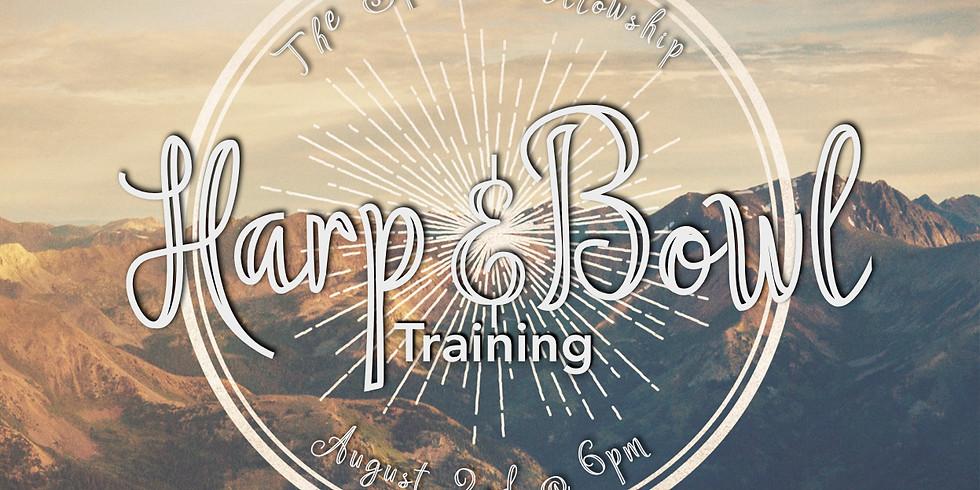 Harp & Bowl Training