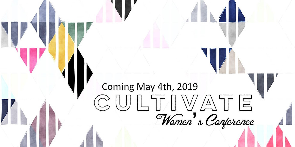 Cultivate Conference at Living Waters Church