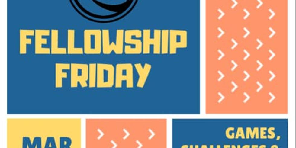 The Flood Fellowship Friday