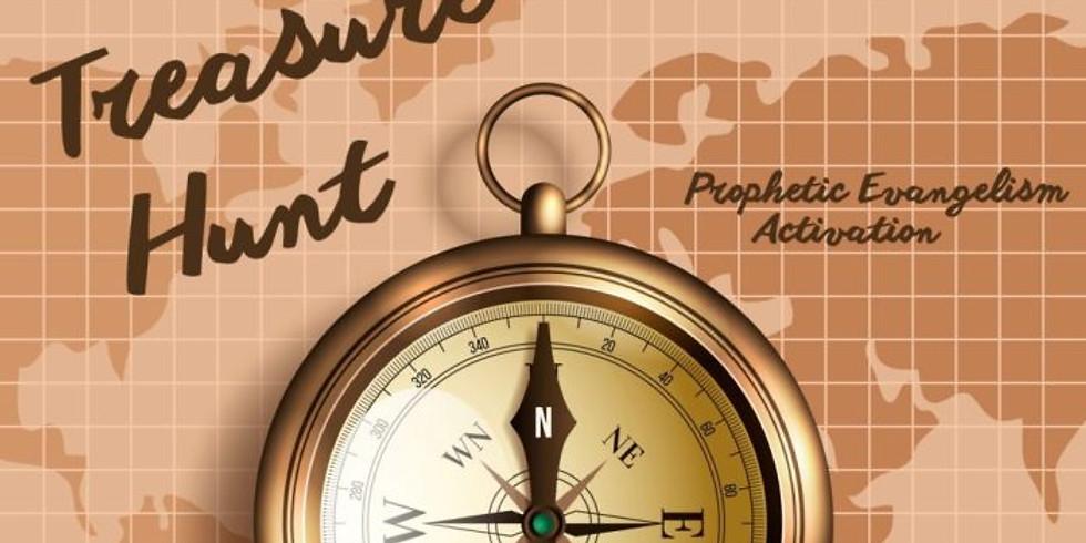 Supernatural Evangelism   - CANCELLED THIS MONTH