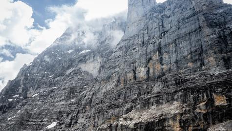 Eiger Nord Wand - Switzerland