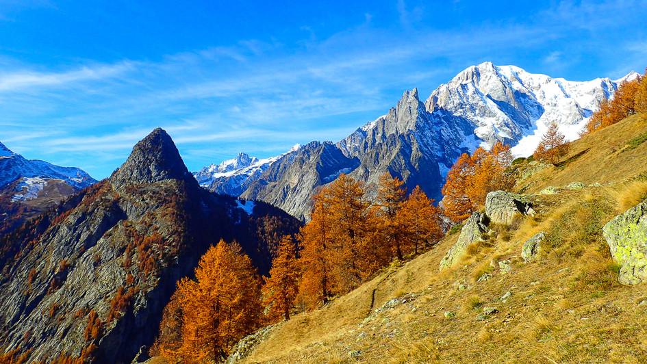 Val Ferret, Monte Bianco, Italy