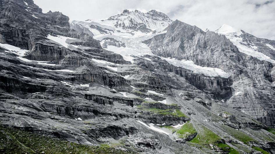 Eiger-Jungfrau-Monch, Switzerland