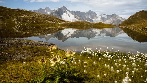 Lac de Fenetre, Val Ferret, Switzerland
