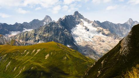 Val Ferret, Italy & Switzerland