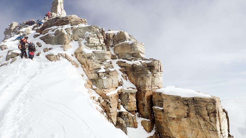Gran Paradiso Peak [ 4,061m | 13,324 ft], Italy