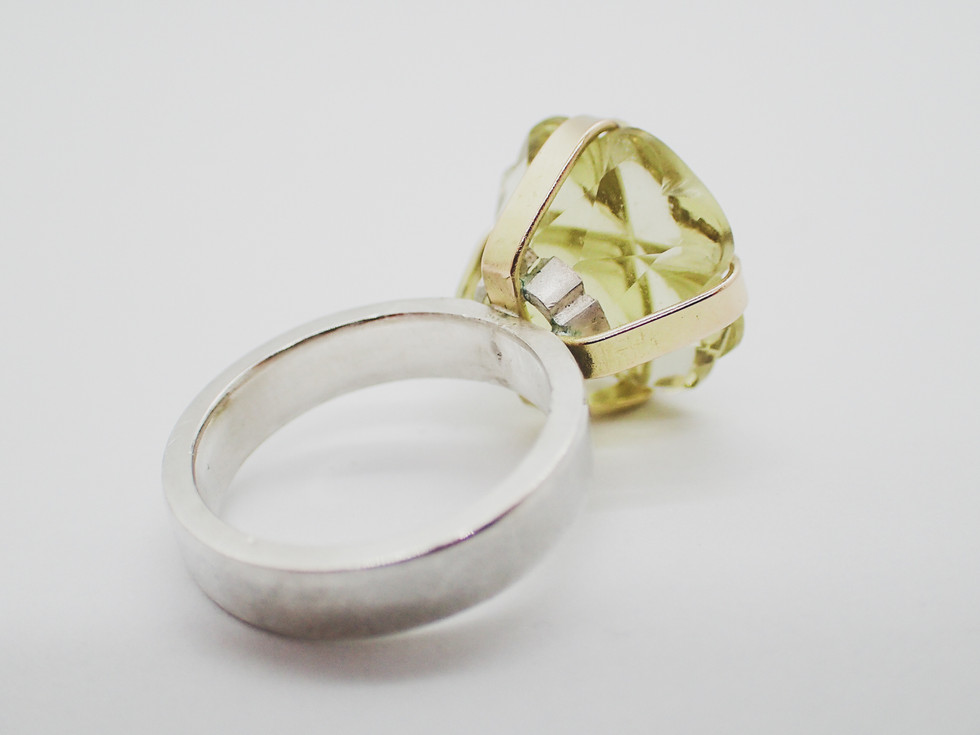 """YELLOW ROSE"" 