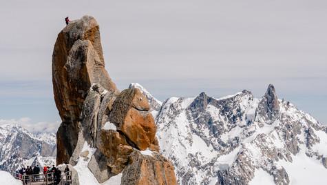 Aiguille du Midi, Chamonix - Mont Blanc, France