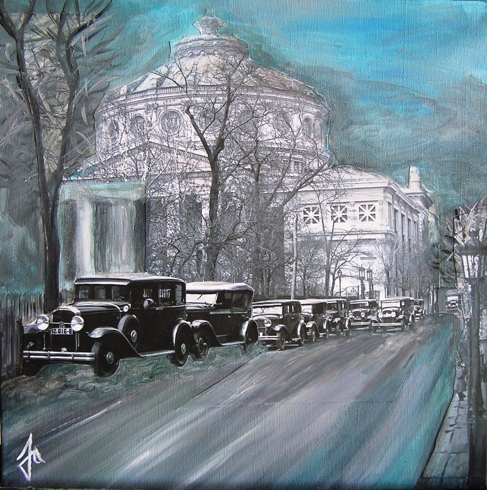 Parfum Bucarest n ° 1