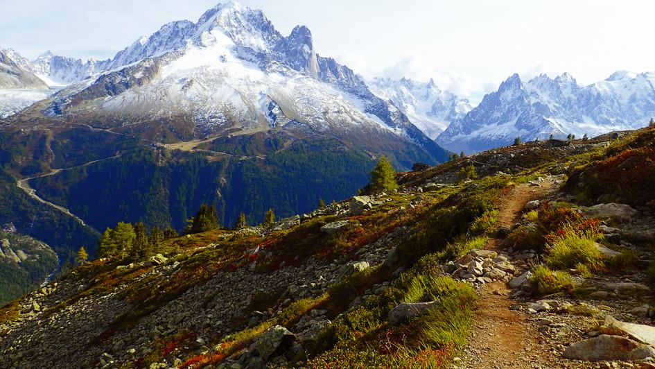 Argentiere, Chamonix-Mont Blanc, France