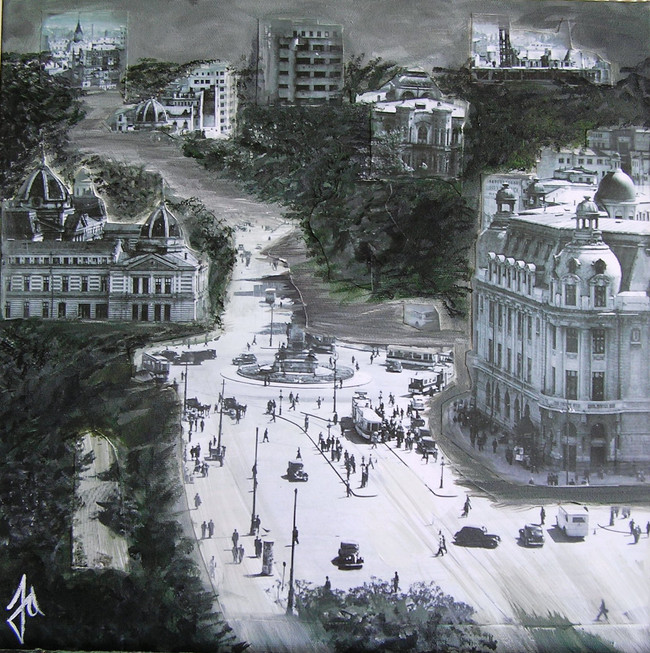 Bucharest fragrance no. 3