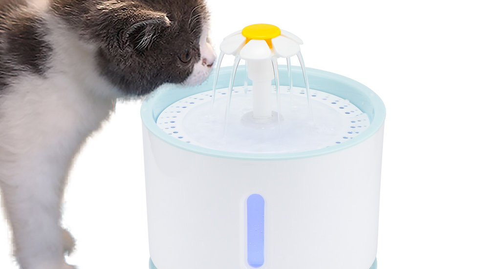 Automatic Cat Dog Pet Bowl Drinking Water Dispenser