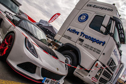 Active Transport supports Lotus Cup Europe