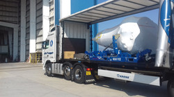 CFM56 safely delivered to Palma Mallorca