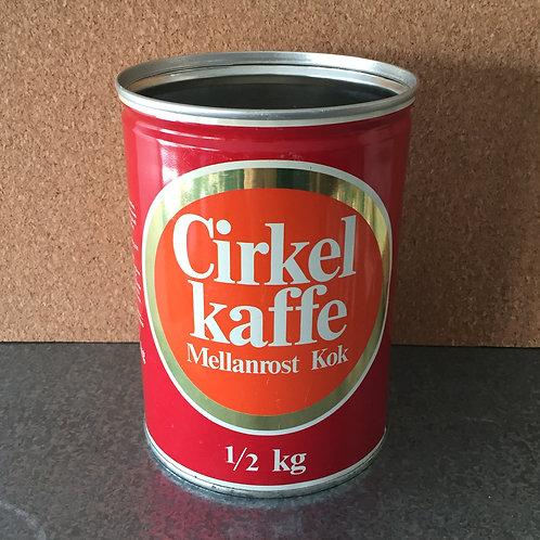 KAFFEBURK- Cirkelkaffe 1/2 kg