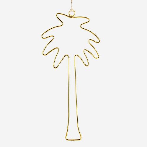 Hängande Palm, 11x23cm