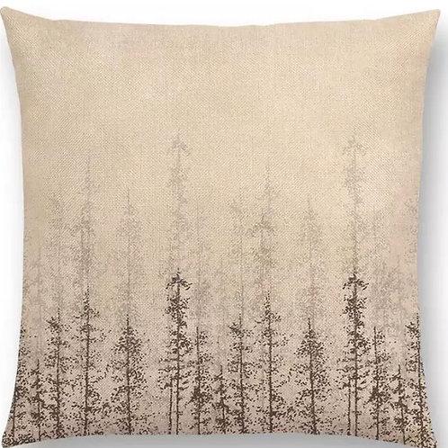 Kuddfodral, Träd, 45x45cm