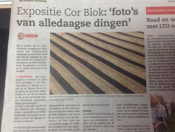 Blox' gaat gelijk door!
