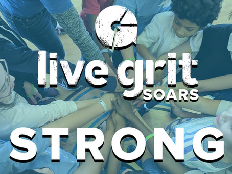 Live Grit SOARS STRONG