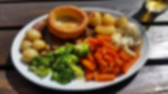 Roast every Sunday lunchtime - the Boot Kimpton