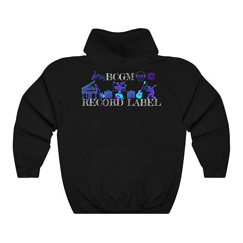 OFFICIAL BCGM LABEL Unisex Heavy Blend™ Hooded Sweatshirt