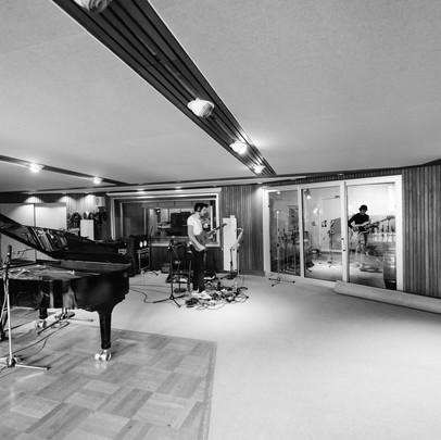 Recording Session 2017