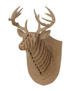 Cardboard Deer