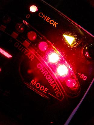 IOTA pedal board