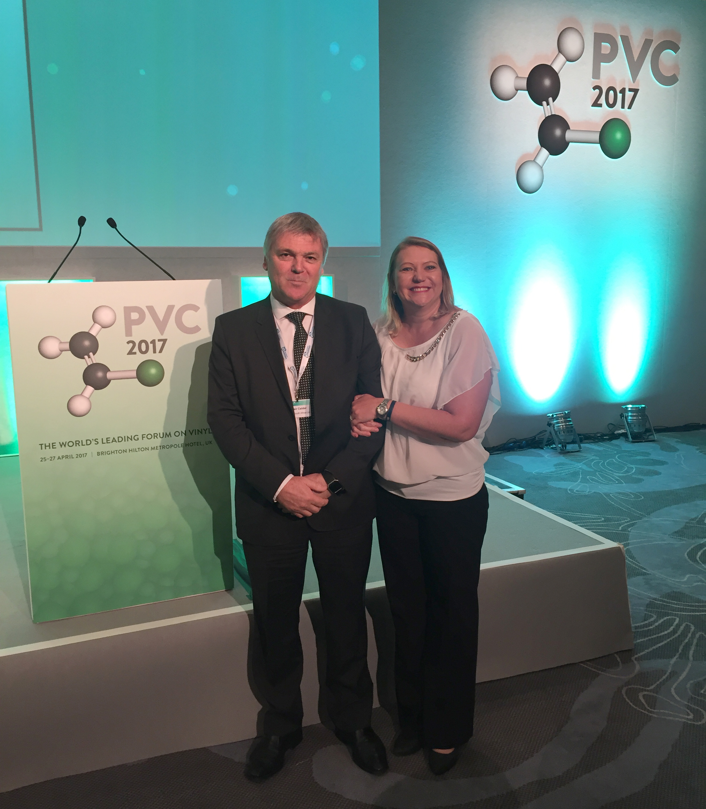 Sun Ace at PVC 2017 in UK