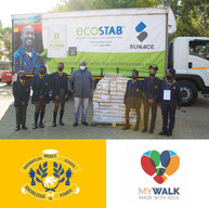 Sun Ace takes part in the #MyWalkMadeWithSoul initiative.