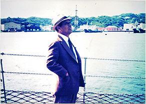 Mr Toshio Yoshida forefather of Sun Ace