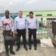 SASA in Lagos Nigeria with Shiv Lila Pol