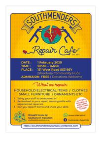 REPAIR CAFE Shoeburyness
