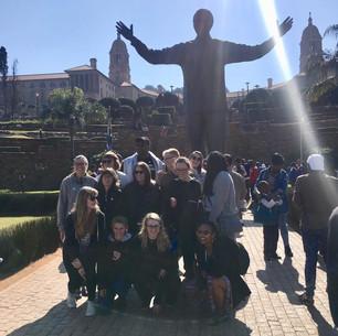 Nelson Mandela Union Buildings