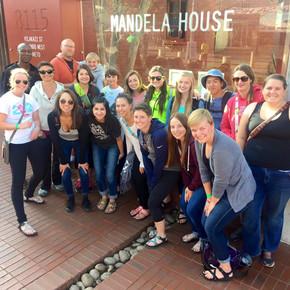 Mandela House Visit