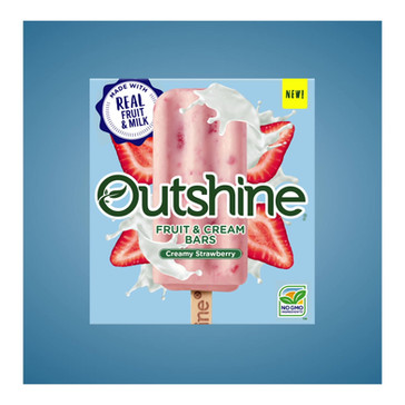 Outshine Snacks Fruit and Cream Social