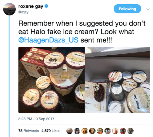 Influencer Outreach: Roxane Gay