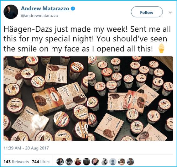 Influencer Outreach: Andrew Matarazzo