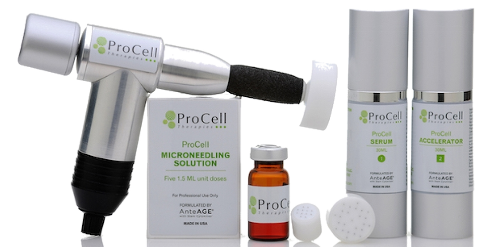 PROCELL - Microchanneling