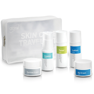 Travel Skin Care Kit - $45