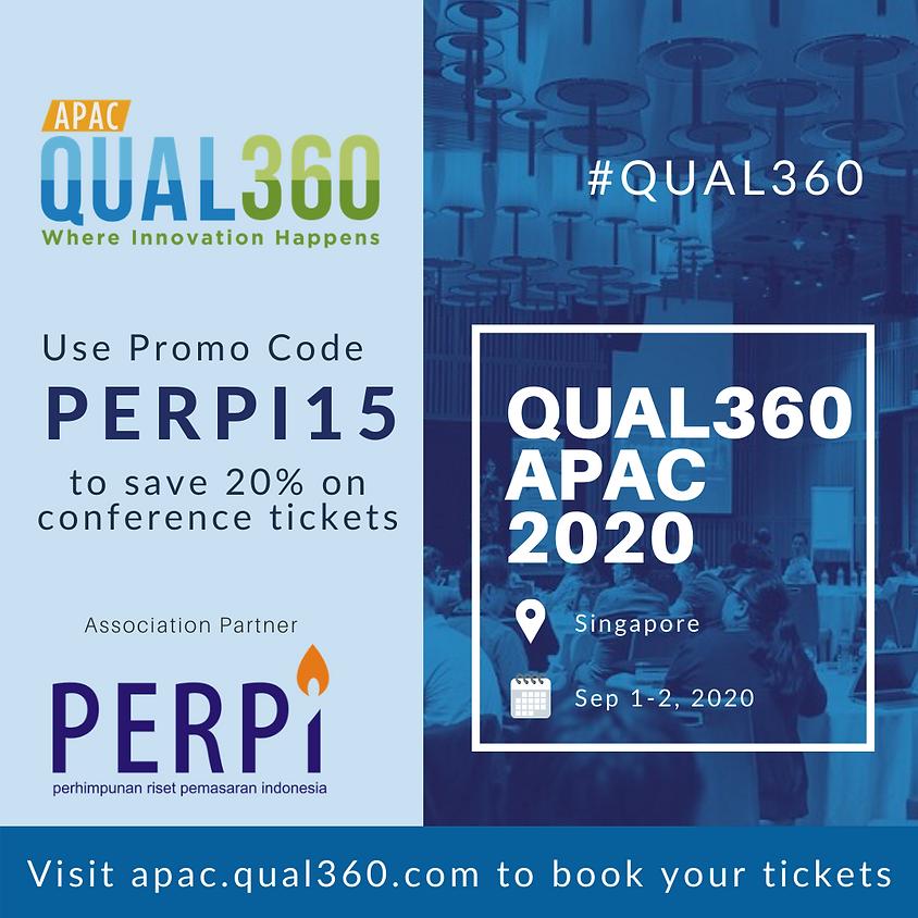 QUAL360 APAC 2020