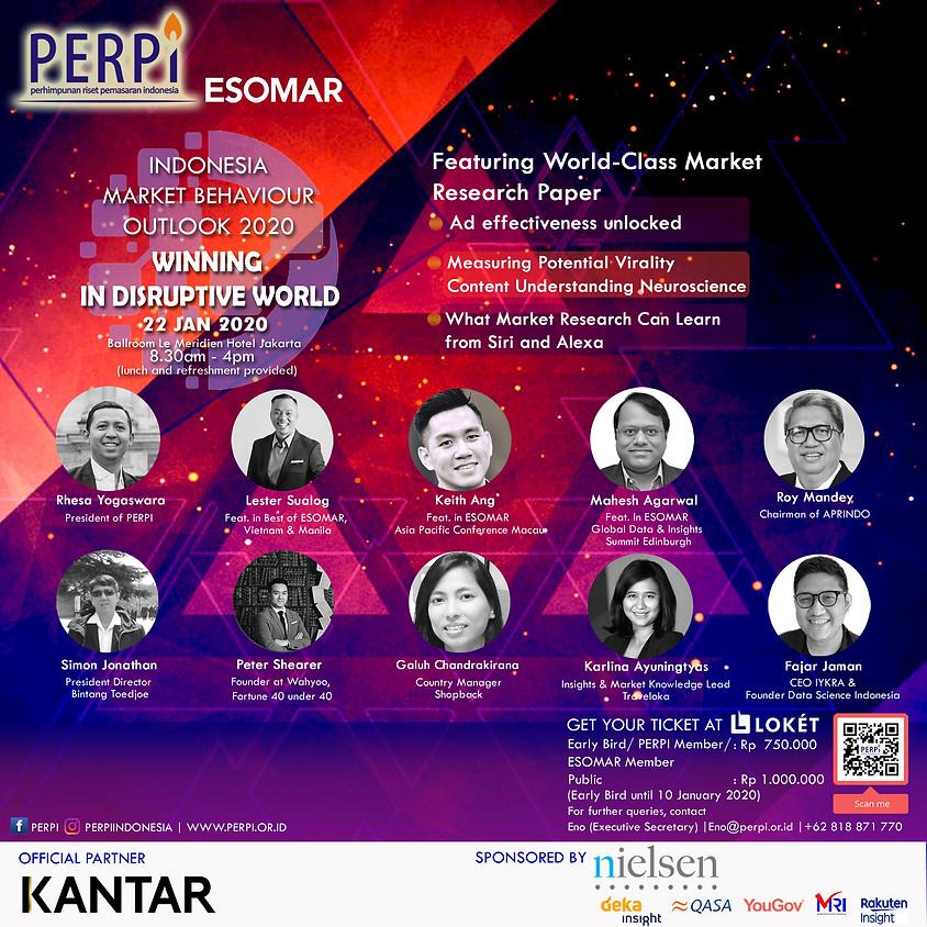 Indonesia Market Behavior Outlook 2020