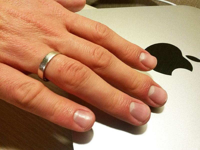 Manicure voor de heren