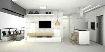3D - Andressa Coelho Interiores - Habitarte 1