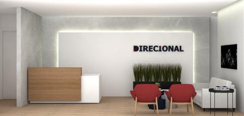 3D - Andressa Coelho Interiores - Direcional - Vila Olímpia