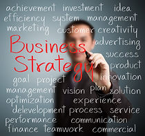 Business Strategy is critical to any business' success.  Let us help you develop a predictive and comprehensive business strategy.