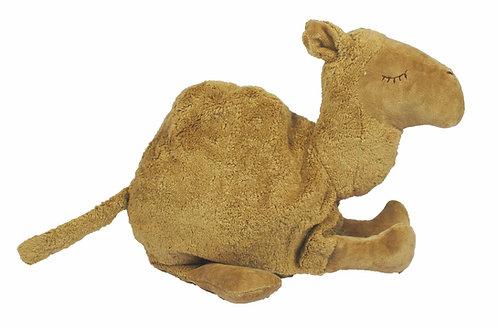 Organic Cuddly Animal / Heat Cushion - Camel Small, Senger Naturwelt