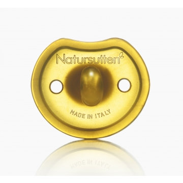 Natursutten Natural Rubber Pacifier, Butterfly (front)
