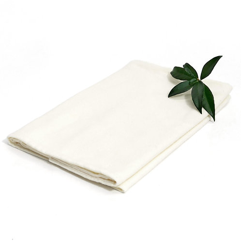 Organic Cotton Fitted Sheet, Natures Sway