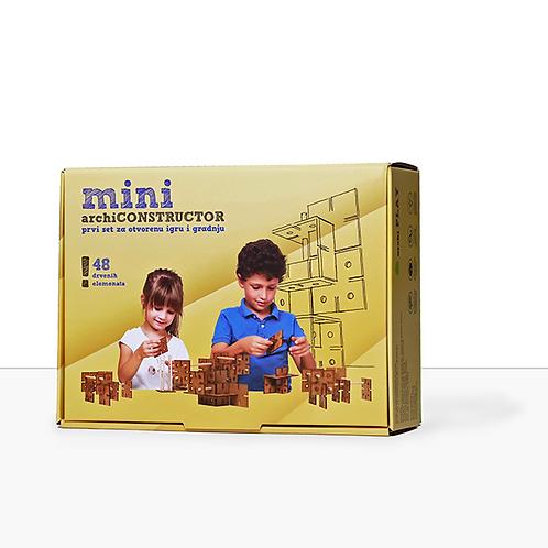 Mini Archi Constructor, Age: 3-10, ArchiPLAY